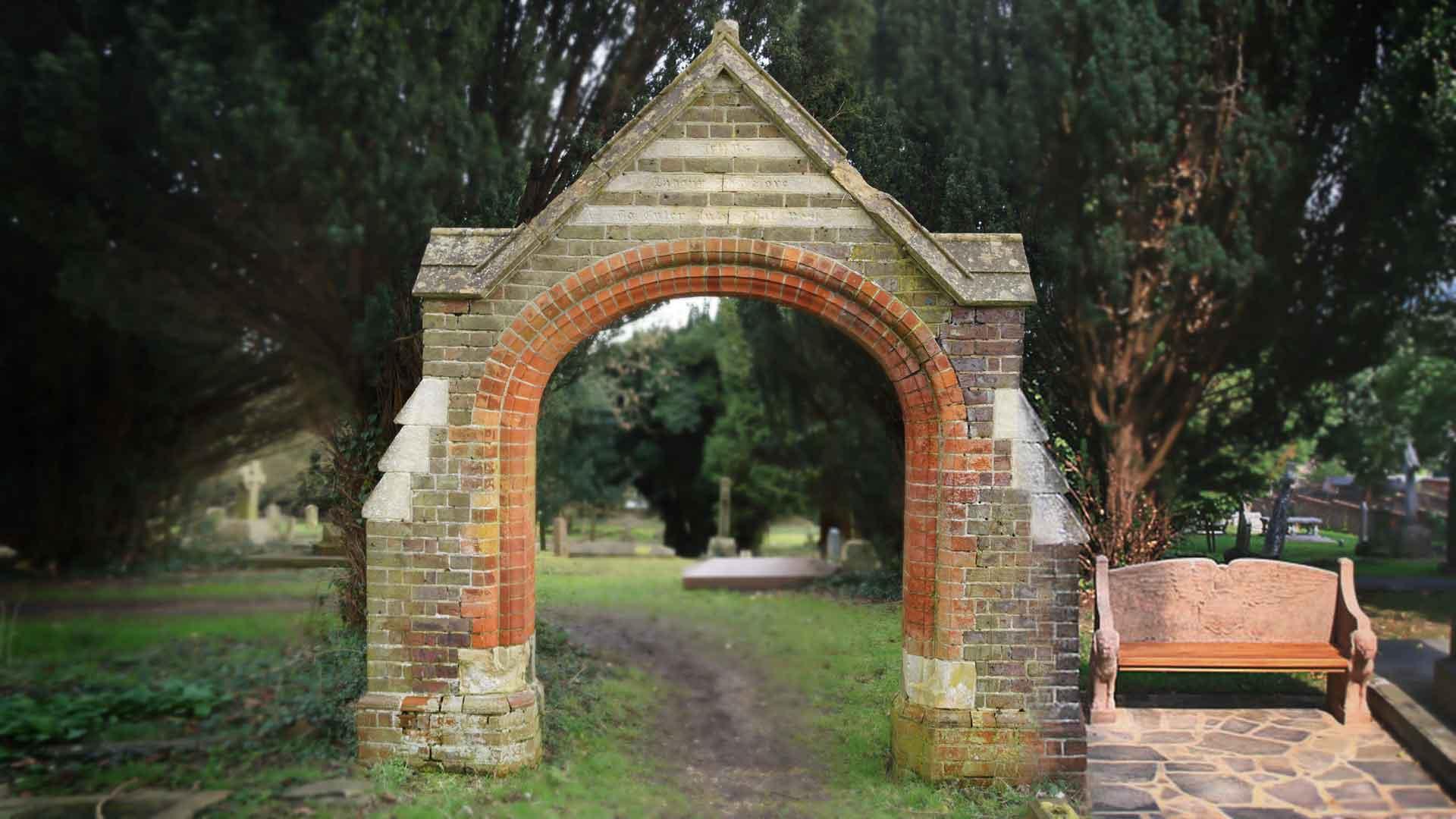 Closure of 1842 Cemetery