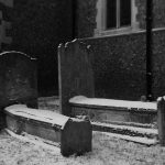 graves in St Peters Churchyard