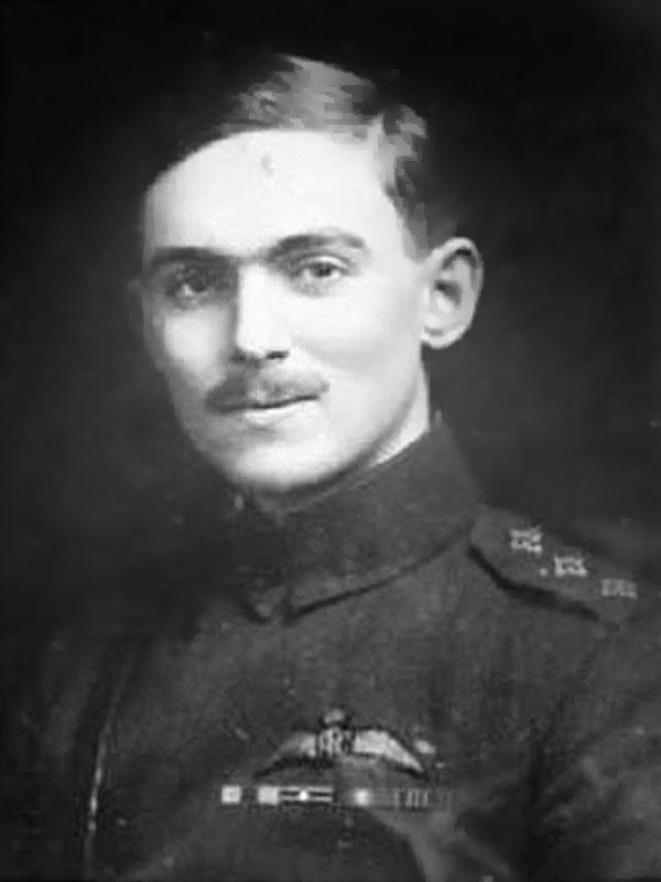 Captain Rupert Norman Gould Atkinson (NB) (366 – Moved)
