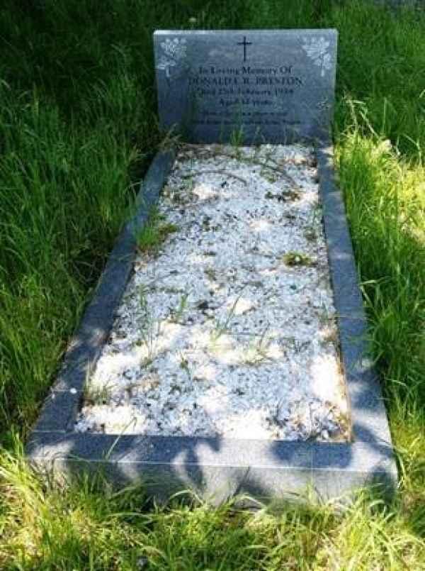 Donald F. R. Preston (627) plot