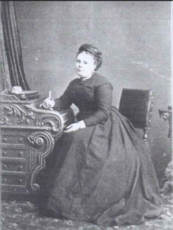 Eliza Quincey Lane