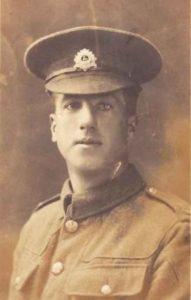 Corporal Ernest Alfred Reynolds