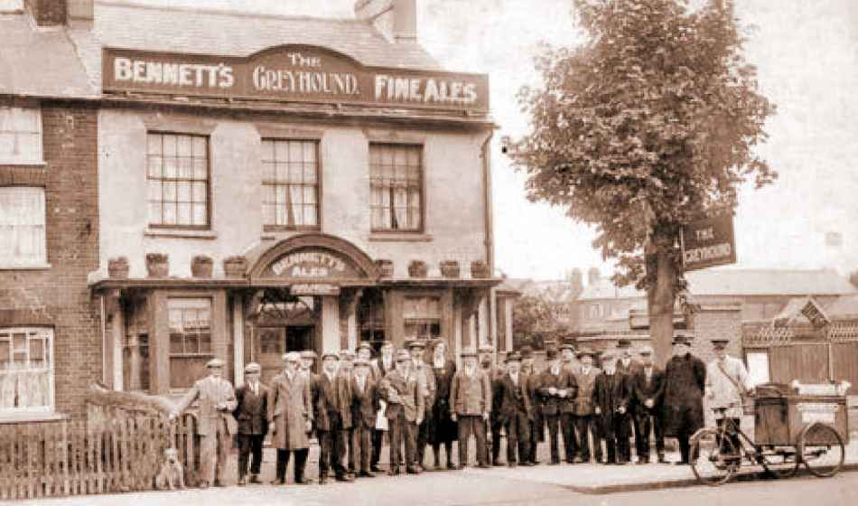 The Greyhound, Dunstable
