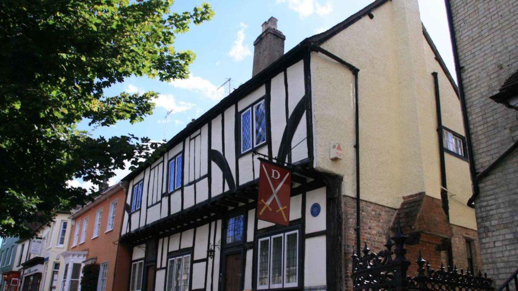 Dean Incent's House