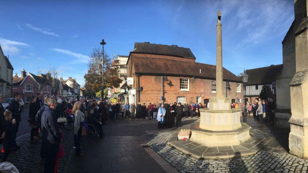 Berkhamsted War Memorial