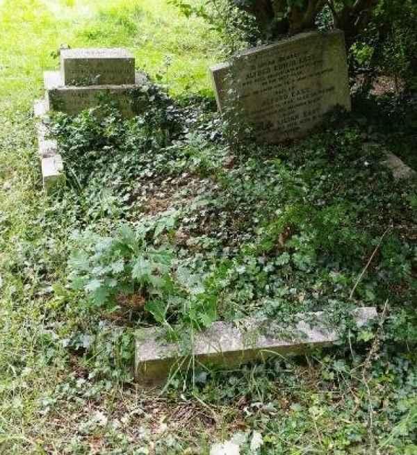 Mary Jane Nunes (1134a/1135) plot