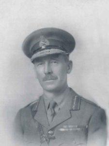 Brigadier General Mildmay Foot